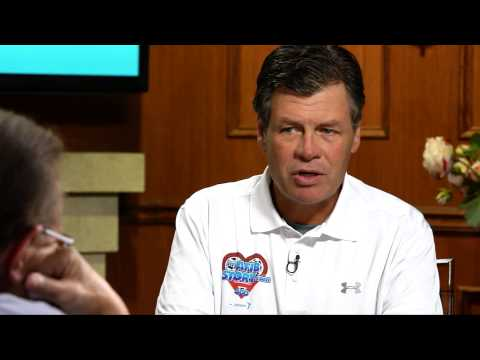 Tony Wouldnt Hurt a Soul |  Michael Waltrip | Larry King Now Ora TV
