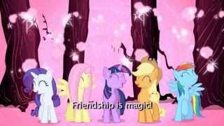 My Little Pony Friendship is Magic - Theme Song (Extended Version) w/Lyrics [HD]