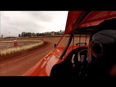 #Z11 Robert Ballard Practice Laps -  North Georgia Speedway