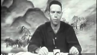 Alan Watts - Live original TV series - Time