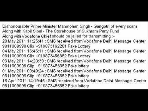 Dishonourable Manmohan Singh - Gangotri of Every Scam in India