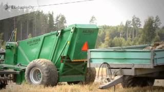 Kivi-Pekka Rake / Stone / Rock Picker from Hakmet