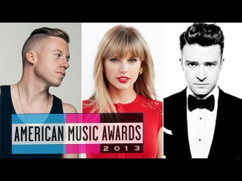 American Music Awards 2013 - Nomination List