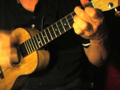 Fingerpicking Blues Ukulele - Easy Rider - Blind Lemon Jefferson