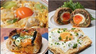 黄身がとろ〜りあふれだす!卵料理6選