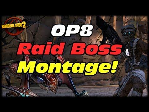 Borderlands 2 OP8 Raid Boss Metal Mayhem Montage! OP8 Master Gee. Voracidous & MitsuReiji