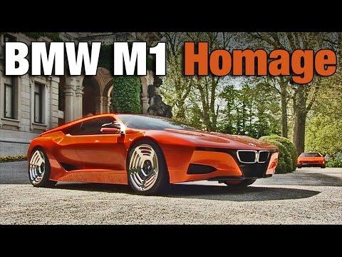 ► BMW M1 Homage