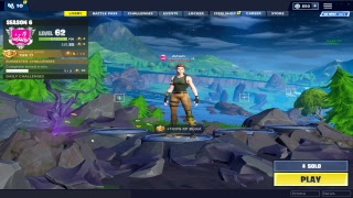 140+ wins console player plays fortnite on PC ( Random Duos)