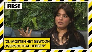 ABBEY HOES OVER RENÉ VAN DER GIJP | FIRST LIVE
