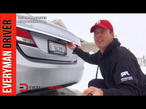 Just Arrived: 2015 Honda Civic on Everyman Driver, Dave Erickson