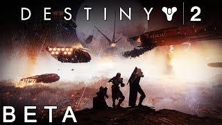 Wir Machen Einen Strike  Ps4 Destiny 2 Beta