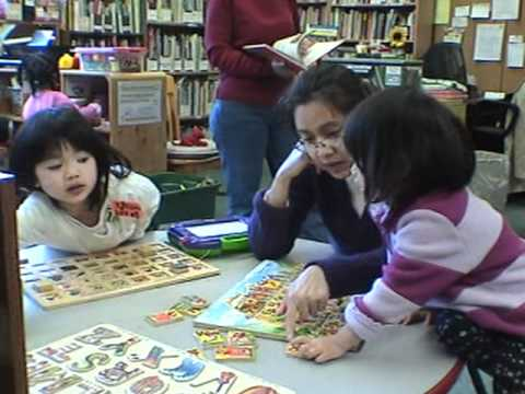 Play School: Where children & families learn and grow together