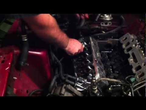 How to replace a head gasket - part 2