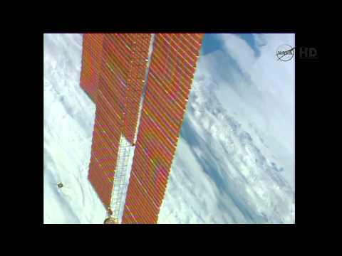 NASATV HD - Expedition 42 / Soyuz TMA-15M Docking Full Video
