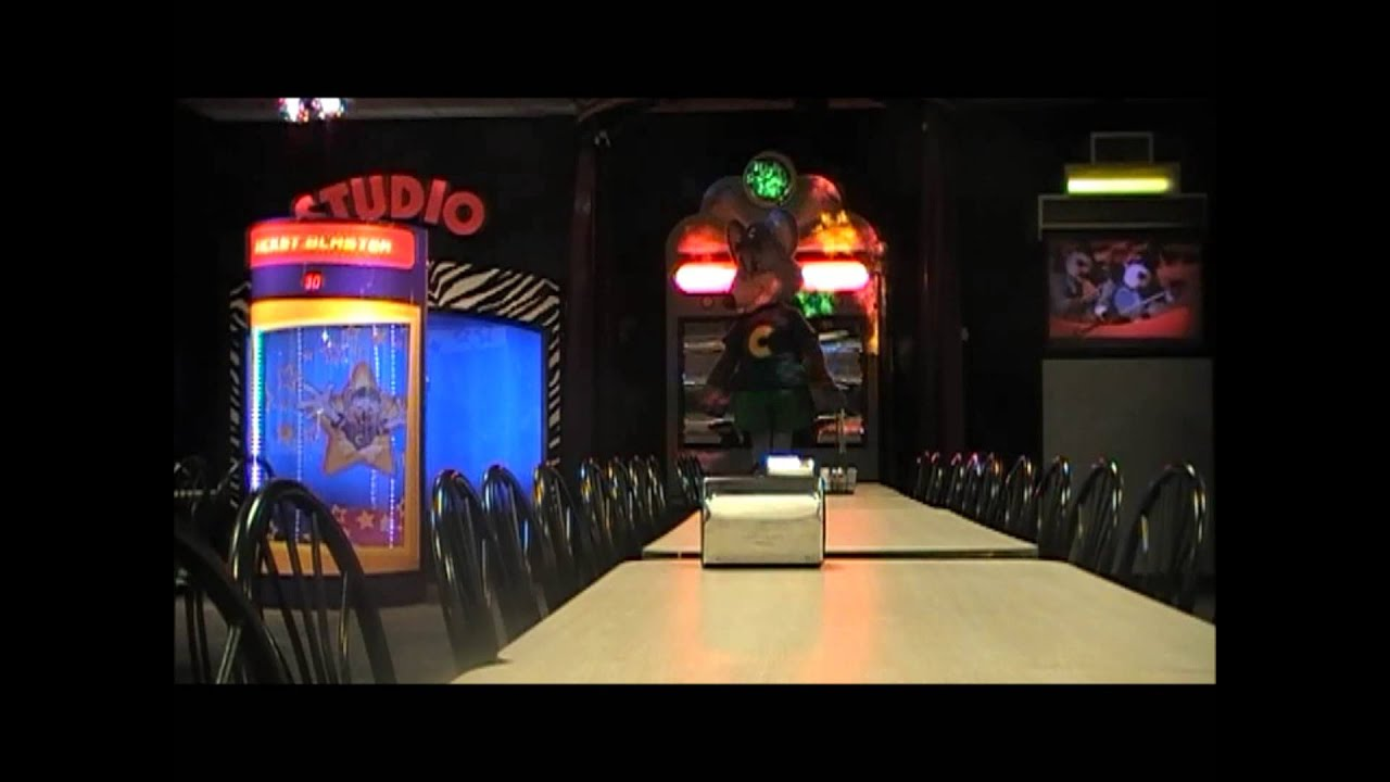 Chuck e cheese clarksville april 2013 segment 3 youtube
