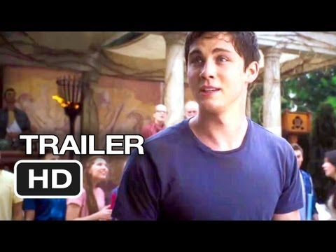 Percy Jackson: Sea of Monsters Official Trailer #1 (2013) - Logan Lerman Movie HD