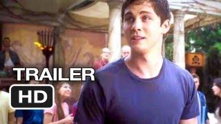 Percy Jackson_ Sea of Monsters Official Trailer #1 (2013) - Logan Lerman Movie HD
