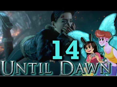 UNTIL DAWN 2 Girls 1 Let's Play Part 14: Deep thumbnail