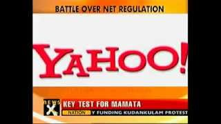 Yahoo, MSN battle over net regulation in court- NewsX