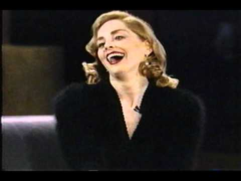 Sharon Stone interview-Dennis Miller Live 1995