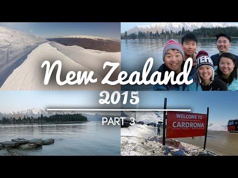 NEW ZEALAND TRAVEL VLOG 2015 | QUEENSTOWN [PART 3]
