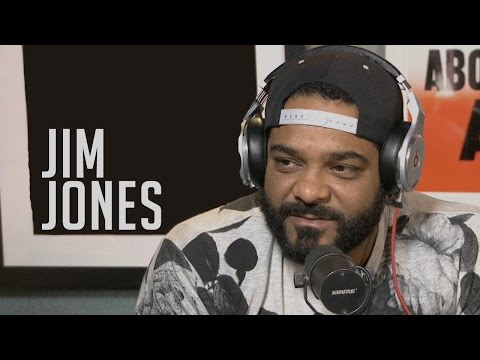 Jim Jones Awkwardly Dodges Dame Dash Questions video