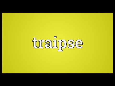 Header of traipse