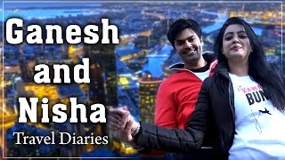download lagu Ganesh And Nisha Travel Diaries  Celebrity Couple  gratis