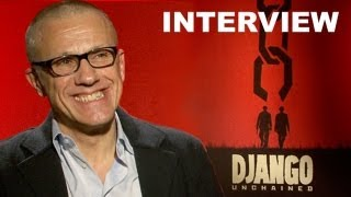 Christoph Waltz - Django Unchained Interview : Beyond The Trailer