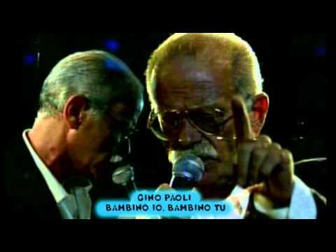 GINO PAOLI - BAMBINO IO, BAMBINO TU (LIVE)