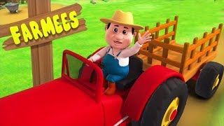 Old MacDonald Had a Farm   Animal Song & More Kids Nursery Rhymes