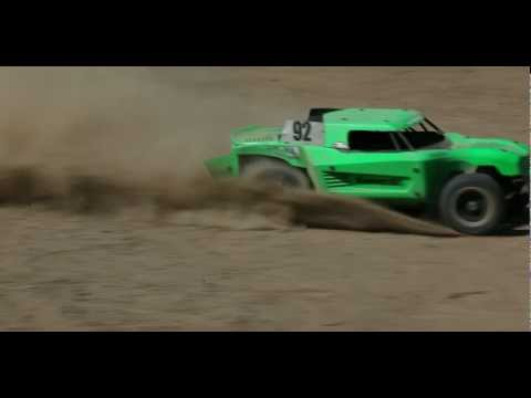 Hemistorm Penta Body for the Losi 5IVE-T - LSN Bash Test