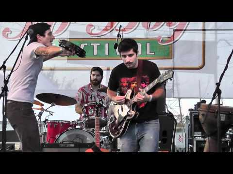 The Revivalists - Not Turn Away  (Po-Boy Festival 2011)