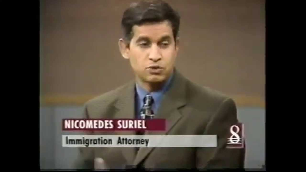 Nic Suriel Immigration Attorney with Michael Grant Horizon ...