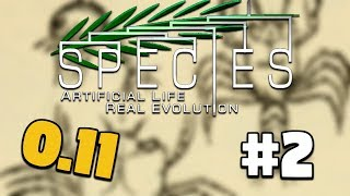 Aquatic life | v0.11 #2 | SPECIES ALRE
