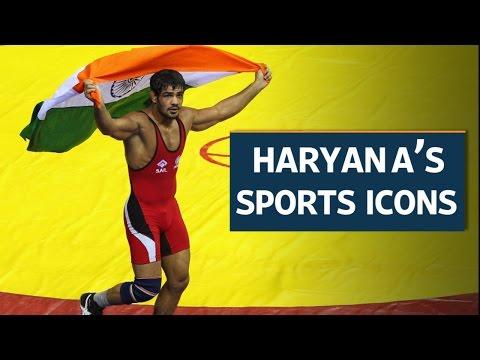 Haryana's sports icons | Video