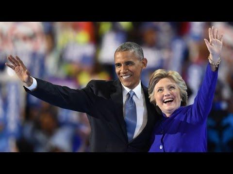REPLAY - Revoir le discours du président Barack Obama à la Convention Démocrate
