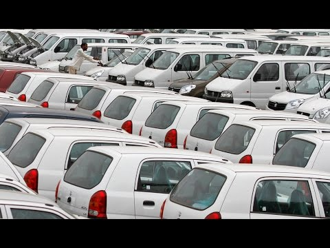 AUTOMOBILE MARKET IN INDIA: CAR SALES UP NEARLY 7% IN FEBRUARY
