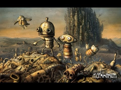 Machinarium APK Cover