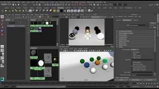 How to Use the AiStandard Shader in Arnold