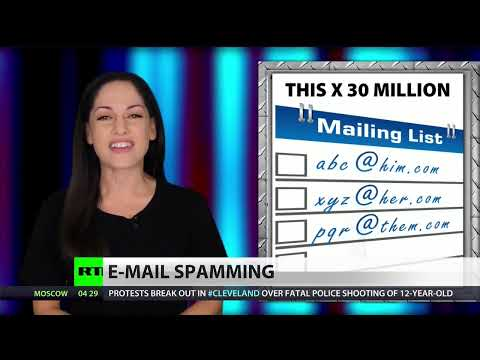 Obama's pimping out 30 million email addresses