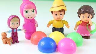 Maa Heidi Peter Renkleri reniyor Parkta Oyun Oynuy