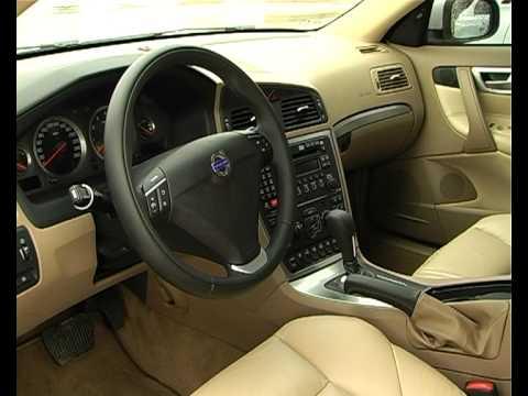 Сева Кущинский. Тест-драйв Volvo S40 VS S60