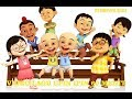 Video For Kids   Video Anak   Sing Along Lagu Upin Ipin 60 Menit Compilation