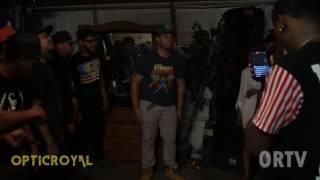 Troublemaker vs 20 Killz@ Garage Session (04/29/2017)