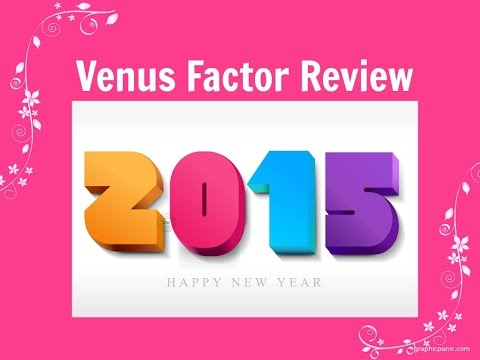 Venus Factor - Diet Plans For Women - Women Only - Updated 2015