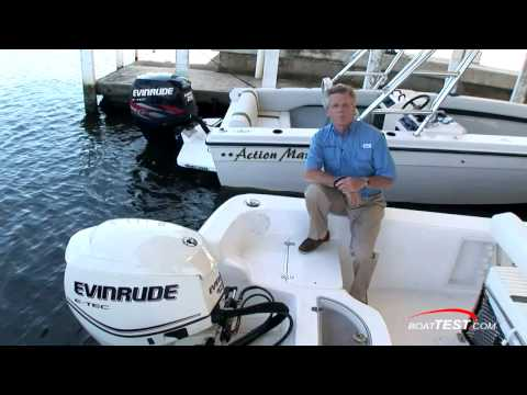 Evinrude E-TEC 130 H.P. Reviews by BoatTest.com