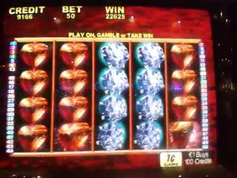 Hearts Poker Machine Hearts of Gold Slot Machine