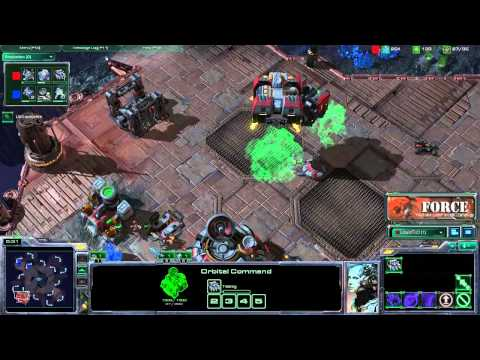 StarCraft 2 Strategy - [T] Hellion Thor TvT - Step-by-Step