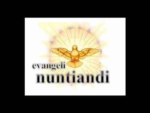 Canto de gozo Ministerio Catolico Evangeli Nuntiandi